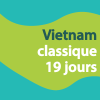 Ces 19 jours ont permis d'avoir un aperçu complet du Vietnam !