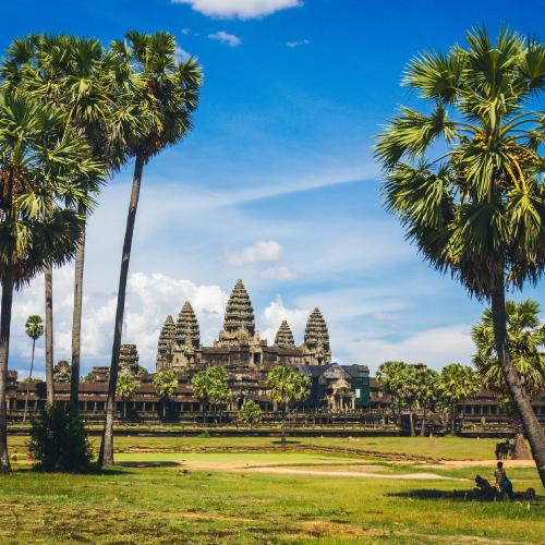 Trésors angkoriens et vietnamiens 25 jours (2021-2022)