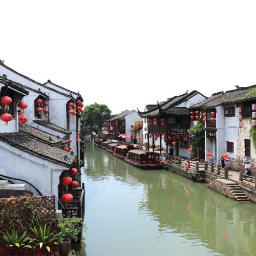 Chine splendide 20 jours, croisière sur le Yangtsé (2022)