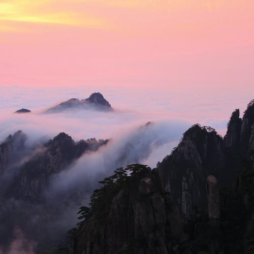 Chine merveilleuse 20 jours, Monts Jaunes (2022)