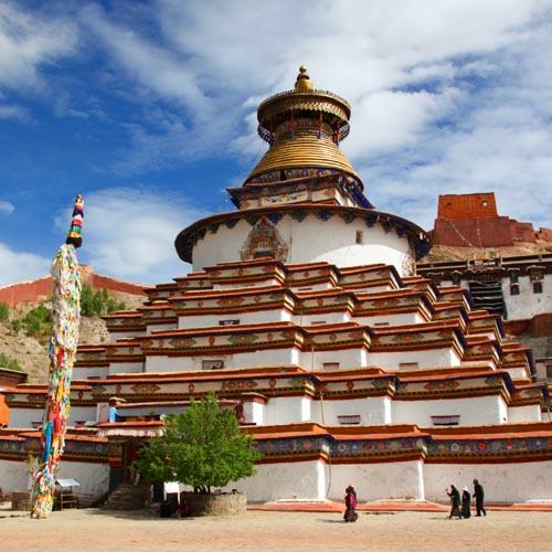 Tibet légendaire 16 jours
