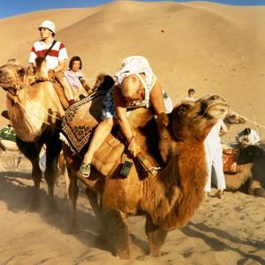 Route de la Soie et Nord de la Chine 22 jours