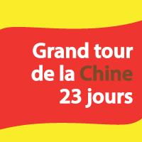 Grand circuit de la Chine 23 jours - Très satisfaite de l'ensemble de l'œuvre!