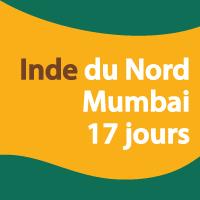 Inde du Nord 17 jours