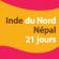 Inde du Nord, Mumbai et Népal 21 jours