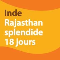 Inde du Nord et Rajasthan 18 jours