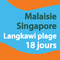 Malaisie Singapour 18 jours