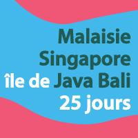 'Voyage à recommander sans aucune hésitation' - Malaisie Singapour Bali et Java