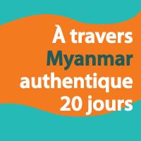 'Grande satisfaction et aucune hésitation à le recommander' - Myanmar authentique 20 jours