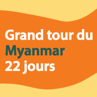 Grand tour du  Myanmar 22 jours - Nous avons fait un superbe voyage au Myanmar