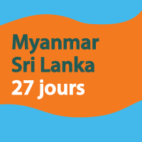 Ce voyage fut un succès total - Myanmar Sri Lanka 27 jours