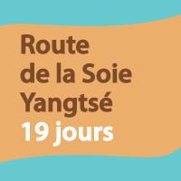 Route de la Soie et croisière sur Yangtsé 19 jours