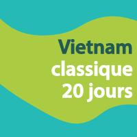 Vietnam classique 20 jours