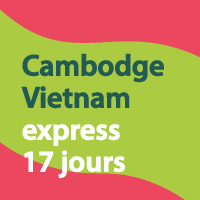 Cambodge Vietnam express 17 jours