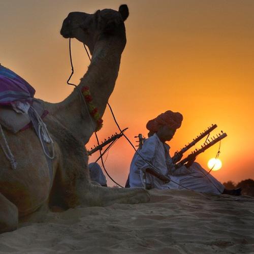 Héritage de Rajasthan 17 jours