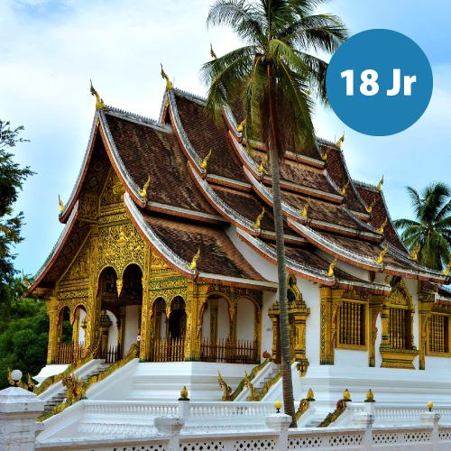 Thaïlande Laos, Mékong croisière 18 jours (2022)