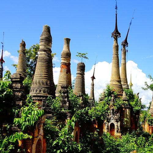 Myanmar et Cambodge 24 jours