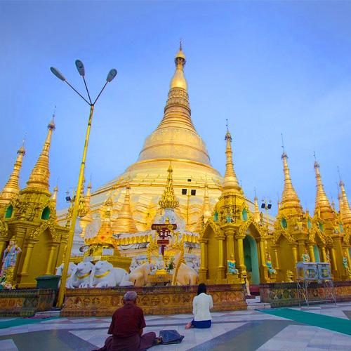 Myanmar splendide, plage Ngapali 17 jours