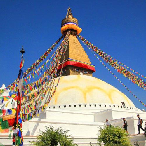 Népal, Inde du Nord et Mumbai 22 jours