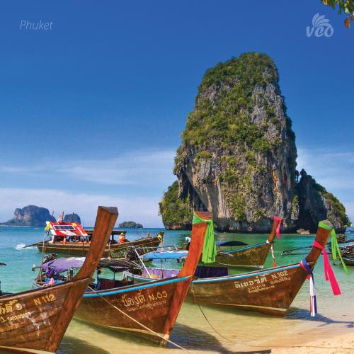 Thaïlande, Phuket 20 jours (2021-2022)