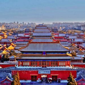 Le Panorama de la Chine, Croisière sur le Yangtsé, Rizières de Longsheng, Transport en TGV 29 jours (2019)
