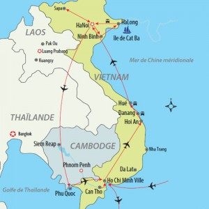 Vietnam classique, Phu Quoc 24 jours (3 nov 2019)