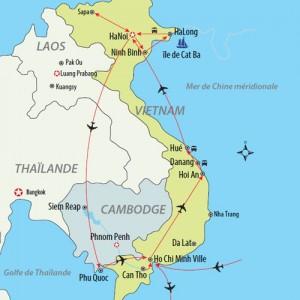Vietnam classique, Phu Quoc 24 jours (2019-2020)